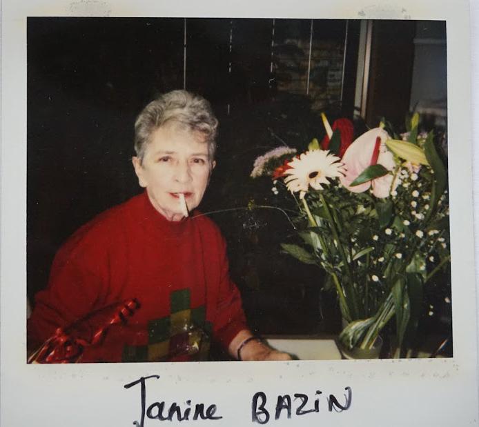 Janine Bazin