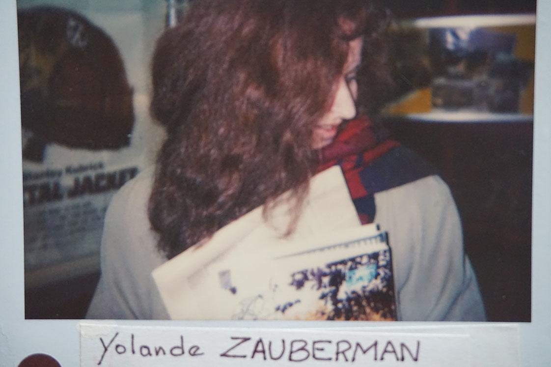 Yolande Zauberman (filmmaker)