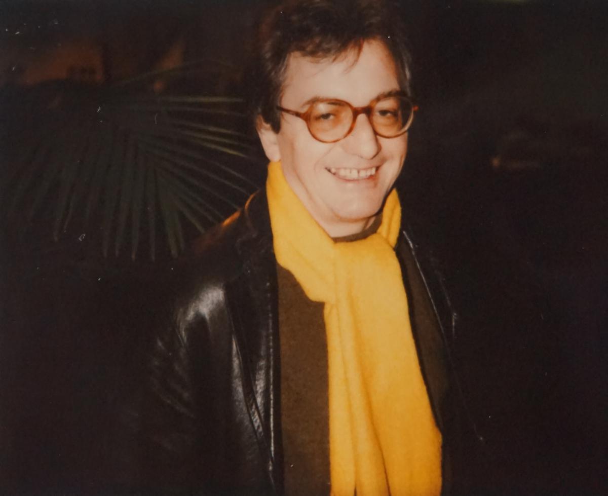 Jean-Pierre Thorn (filmmaker)