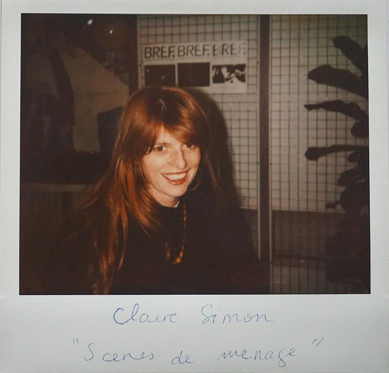 "Claire Simon (""Scènes de ménage"", presented out of competition)"