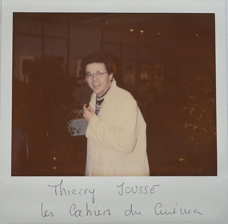 Thierry Jousse (film critic)