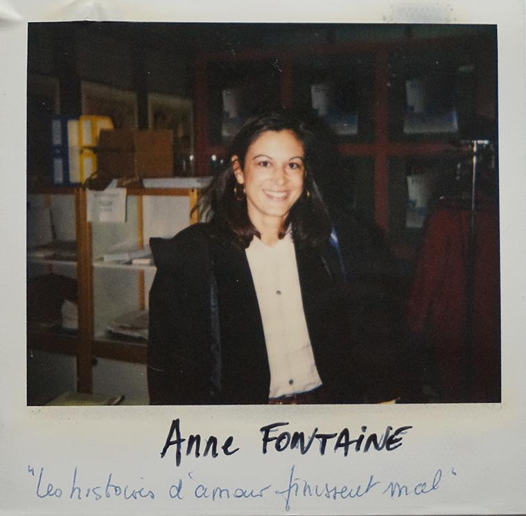 Anne Fontaine (Special Mention)