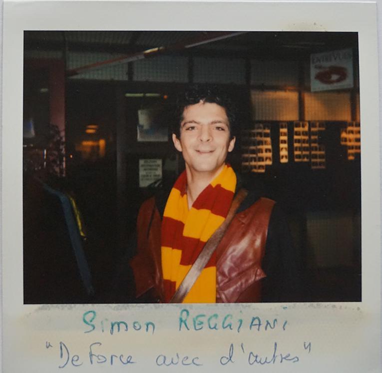 Simon Reggiani (Prix du public long métrage)