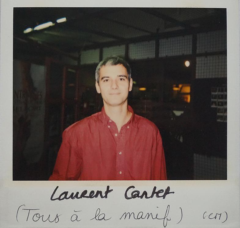 """Laurent Cantet, """"Tous à la manif"""""""