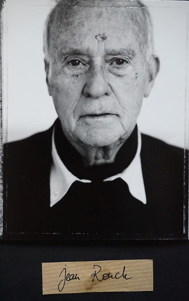 Jean Rouch (c) Patrick Messina