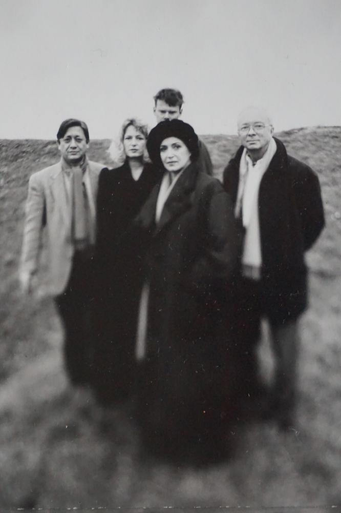 Le Jury : Xavier Carniaux, Marie-Anne Guérin, Frédéric Bonnaud, Françoise Fabian, Flavio Vergerio (c) Patrick Messina