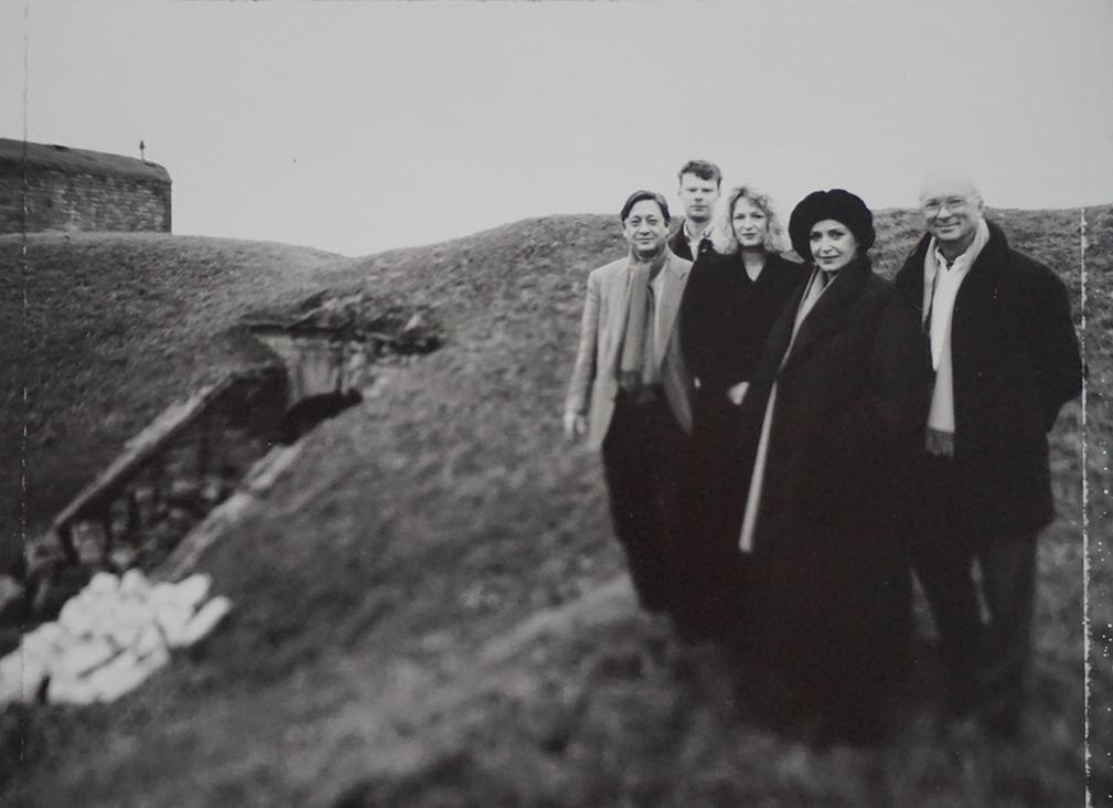 The Jury: Xavier Carniaux, Frédéric Bonnaud, Marie Anne Guérin, Françoise Fabian, Flavio Vergerio (c) Patrick Messina