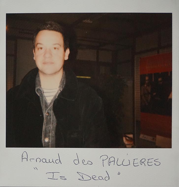 """Arnaud des Pallières, """"Is dead, portrait incomplet de Gertrude Stein"""" (in competition)"""