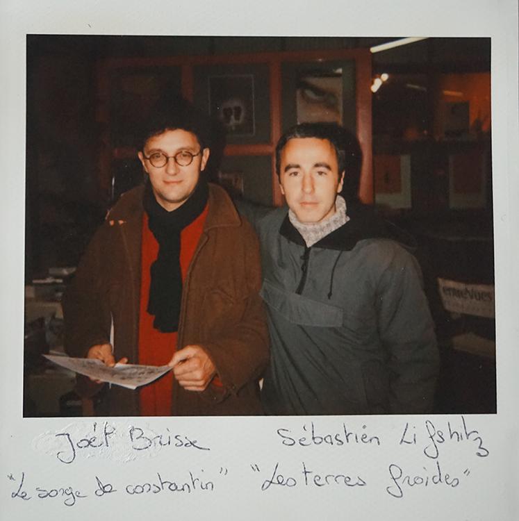 """Joel Brisse et Sebastien Lifshitz """"Les Terres froides"""" (long métrage en compétition)"""