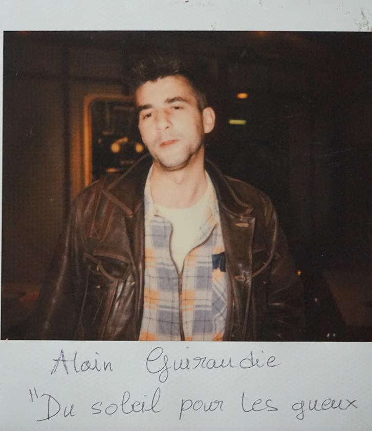 """Alain Guiraudie, """"Du soleil pour les Gueux"""" (in competition)"""