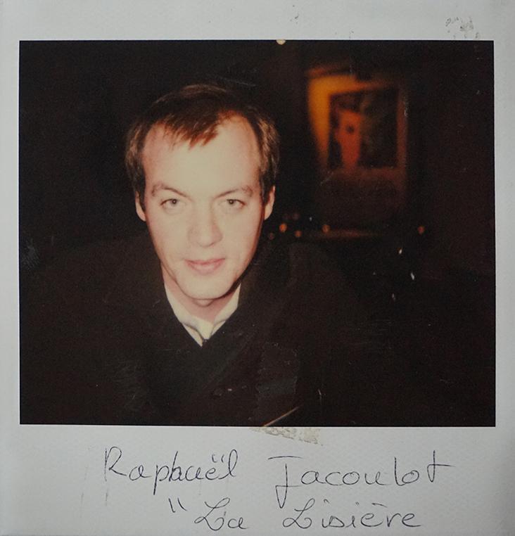 """Raphael Jacoulot, """"La Lisière"""" (en compétition)"""