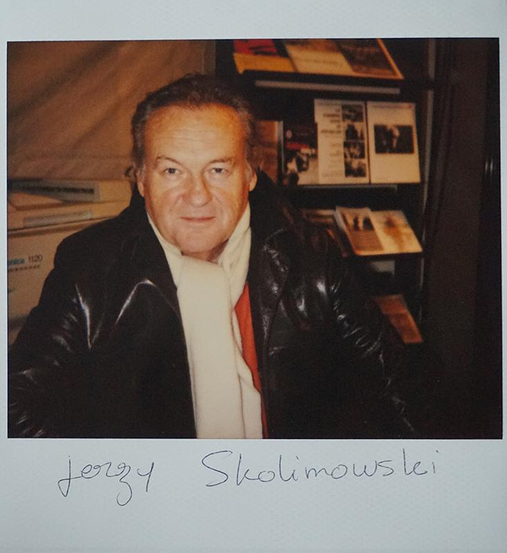 Jerzy Skolimowski, guest of honor