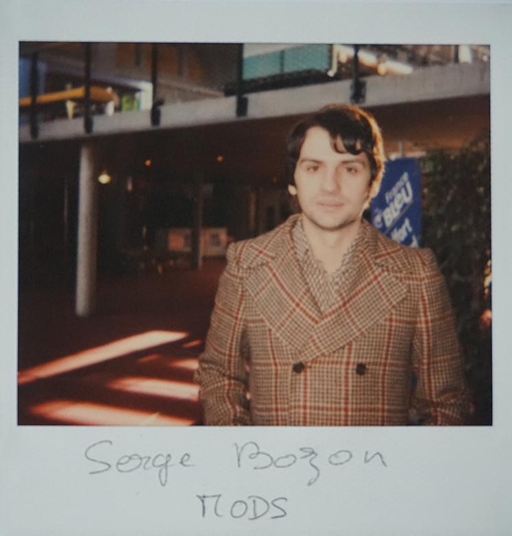 """Serge Bozon, Prix Leo Scheer, """"Mods"""""""