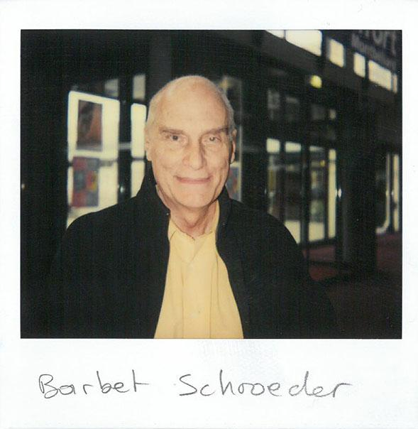 Barbet Schroeder, guest of honor of the festival