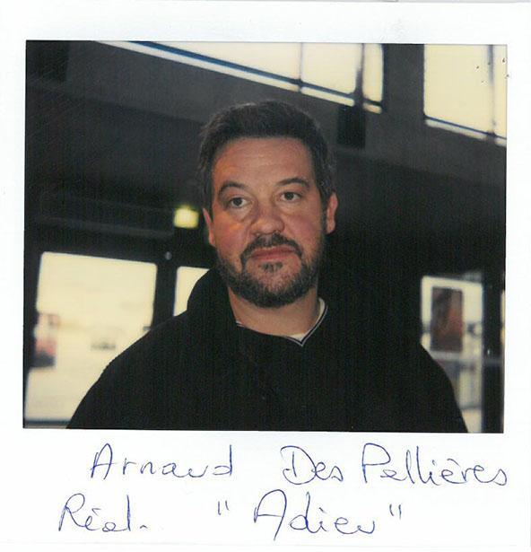 """Arnaud des Pallières, """"Adieu"""" (en compétition)"""