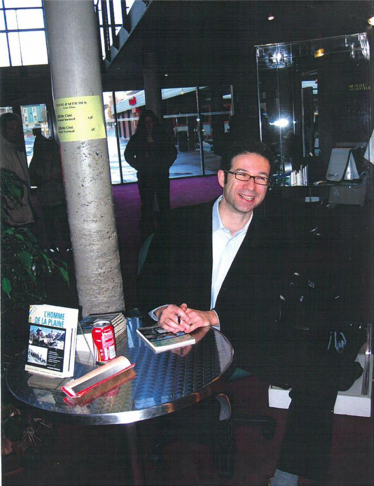 Bernard Benoliel, directeur artistique du festival