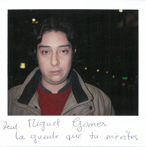"Miguel Gomes, 'La Gueule que tu mérites"" (in competition)"