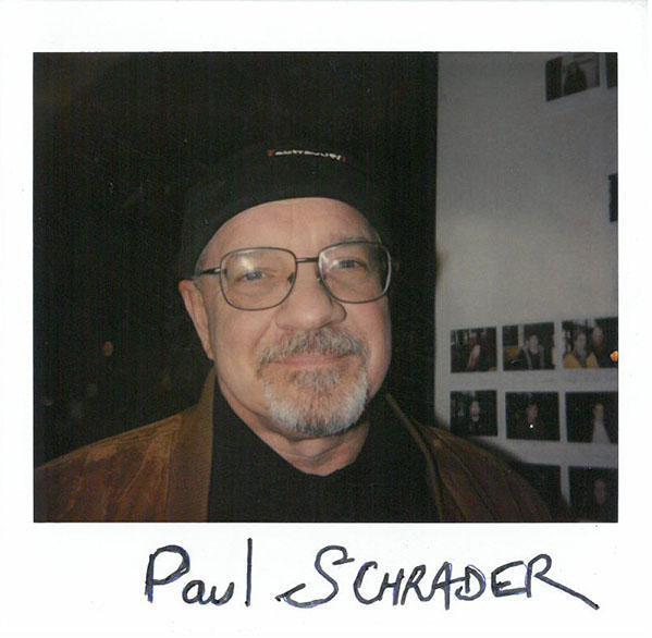 Paul Schrader, intégrale des films