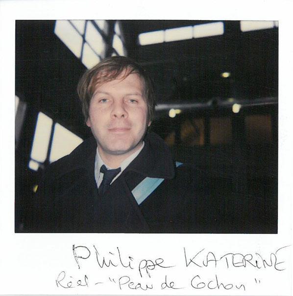 "Philippe Katerine, ""Peau de cochon"" (in competition)"