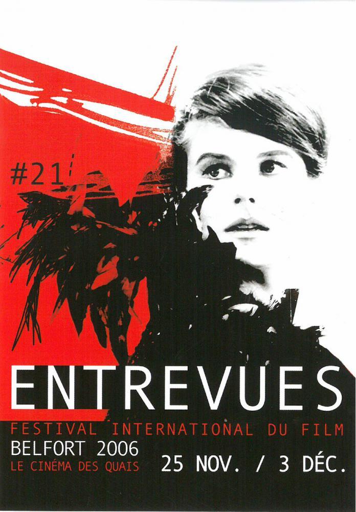 L'affiche de la 21e édition du festival. Conception : Soazig Petit