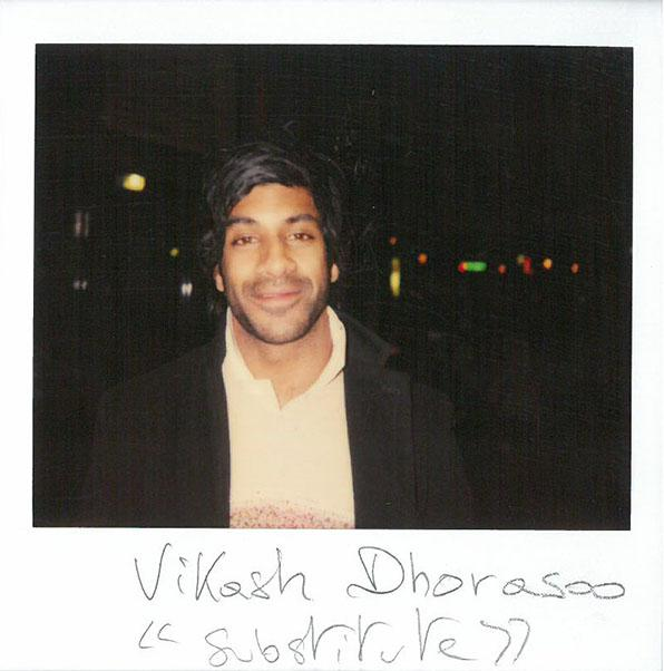 "Vikash Dhorasoo, co-director of ""Substitute"" (French Film award)"