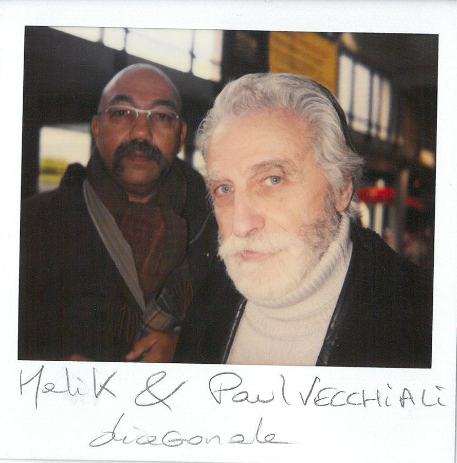 Malik Saad et Paul Vecchiali : Hommage aux productions Diagonale