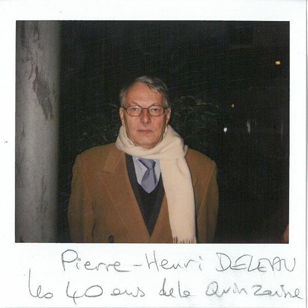 Pierre Henry Deleau