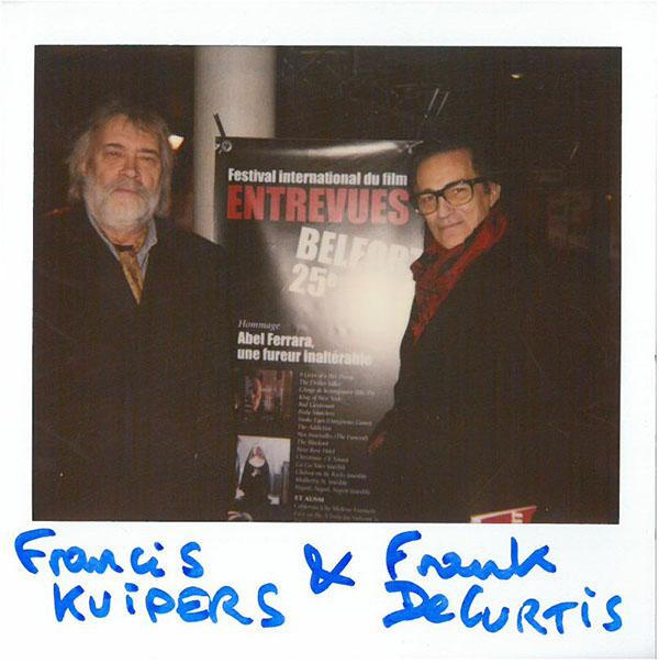 Francis Kuipers and Frank Decurtis