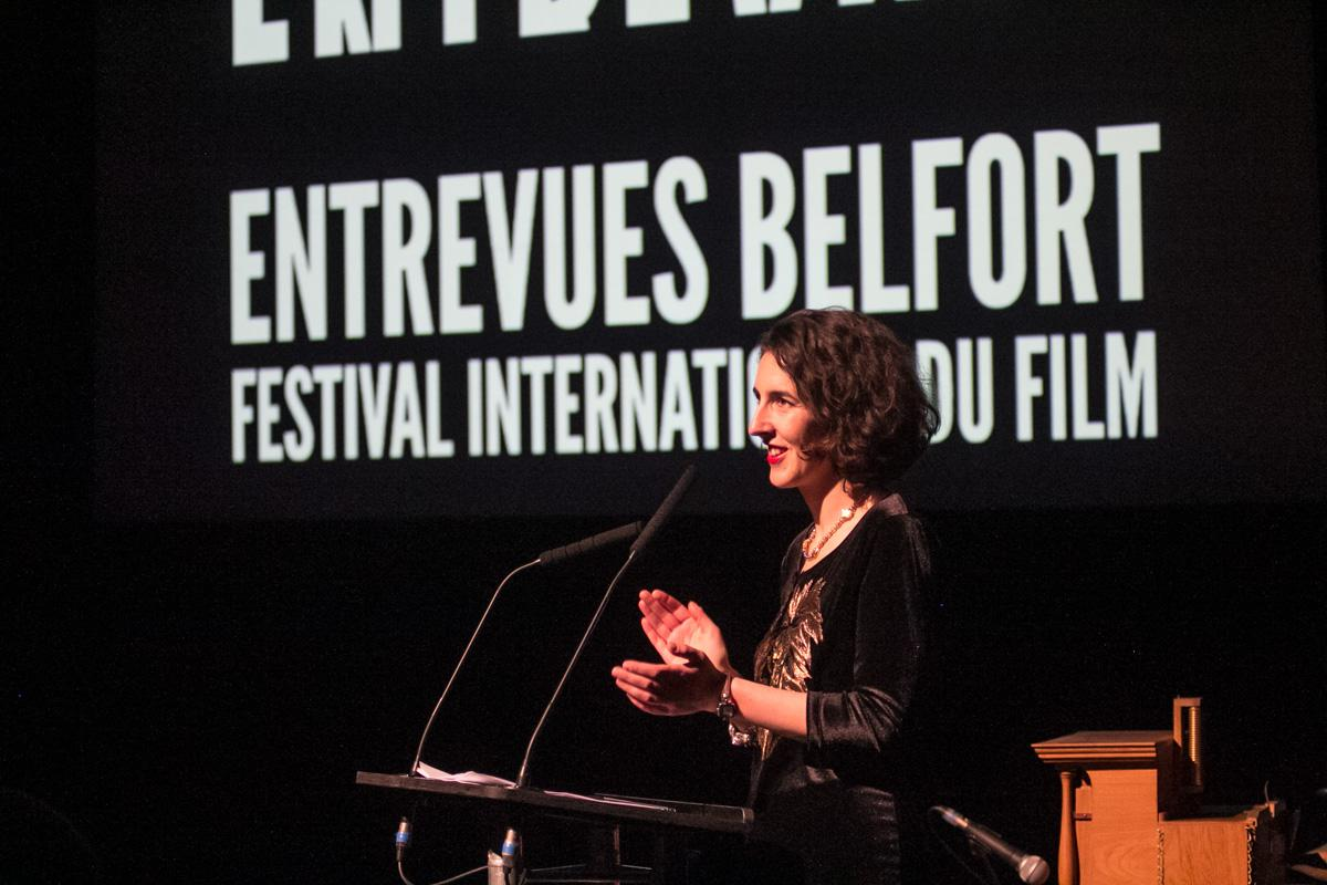 Lili Hinstin, artistic director of the festival