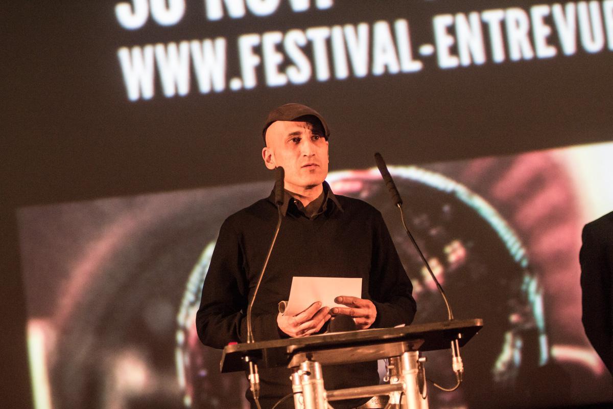 """Tariq Teguia, Grand Prix Janine Bazin for """"Revolution Zendj"""""""