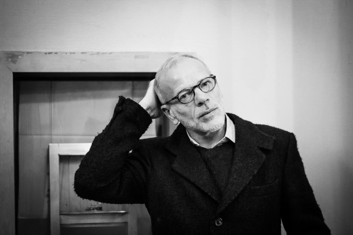 Pascal Greggory (acteur invité de La Fabbrica consacrée à Jacques Doillon)
