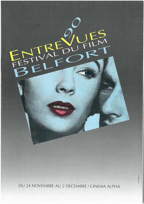 Prix de la plus belle affiche à Cannes en 1990