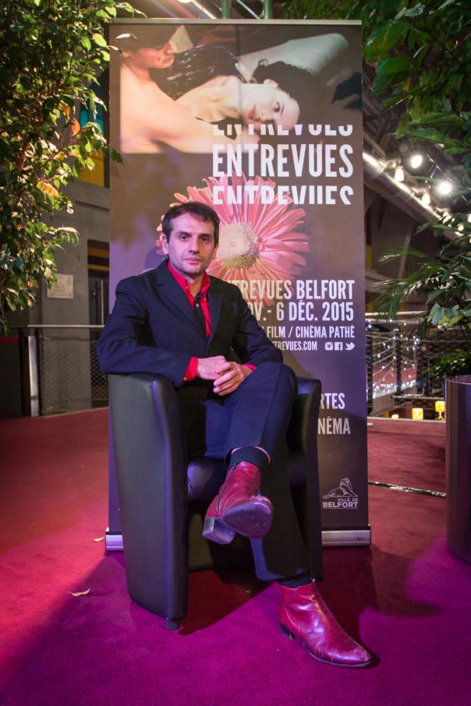 Cadavre exquis : le cinéaste Serge Bozon