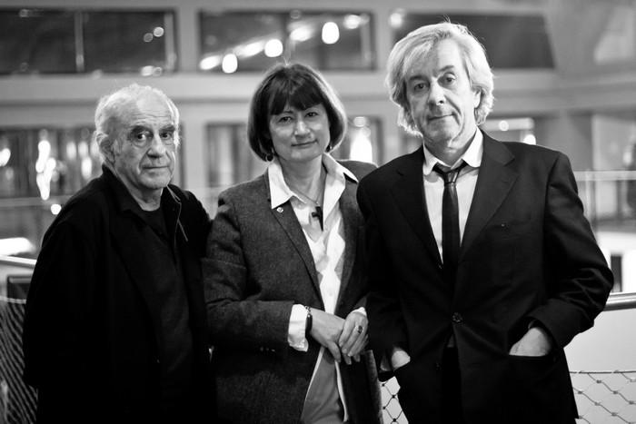 Jacques Henric, Catherine Millet et Dominique Paini (40 ans d'Art Press)