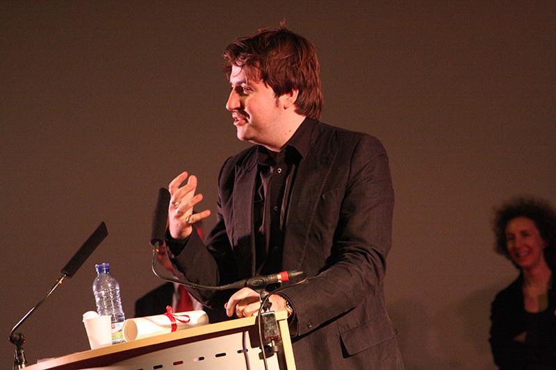Albert Serra (Grand Prix du long métrage de fiction pour Le Chant des oiseaux)