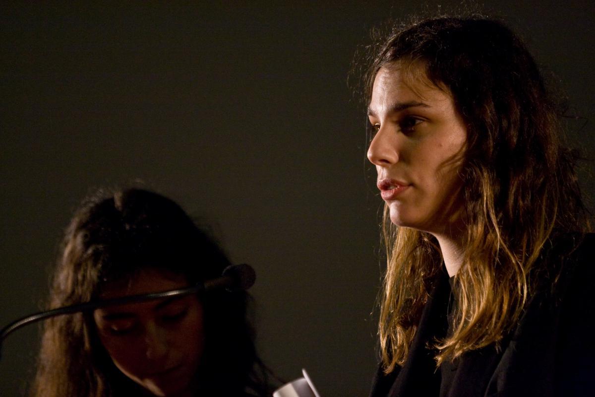 """Sophie Letourneur (Prix du du film français et Prix du public pour """"La Vie au Ranch"""")"""